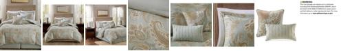 Harbor House Sienna 6PC Paisley Print Queen Comforter Set