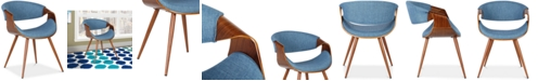 Armen Living Butterfly Dining Chair