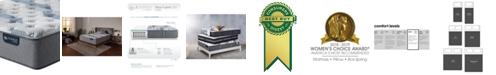 "Serta iComfort by Blue Fusion 200 13.5"" Hybrid Plush Mattress Collection"