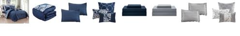 Chic Home Lea 10-Pc King Comforter Set