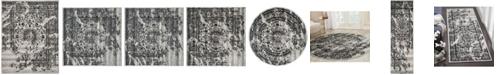 Safavieh Adirondack Silver and Black Area Rug