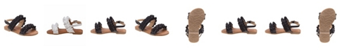 Laura Ashley Every Step Open Toe Sandals