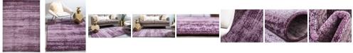 """Bridgeport Home Lyon Lyo3 Violet 8' x 11' 4"""" Area Rug"""