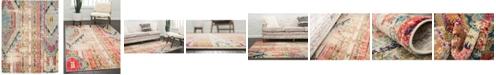 Bridgeport Home CLOSEOUT! Arcata Arc5 Multi 8' x 10' Area Rug