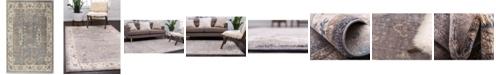 Bridgeport Home Bellmere Bel5 Gray 2' x 3' Area Rug