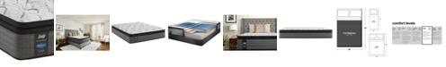 "Sealy Posturepedic Lawson LTD 13.5"" Plush Euro Pillow Top Mattress- Full"