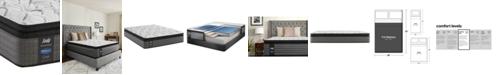 "Sealy Posturepedic Lawson LTD 13.5"" Cushion Firm Euro Pillow Top Mattress- Full"