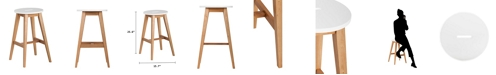 Universal Expert Abacus Counter Stool