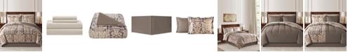 Fairfield Square Collection Morris Reversible 8-Pc. Comforter Sets
