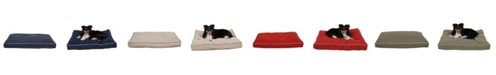 Carolina Pet Company Orthopedic Classic Canvas Rectangle Jamison Bed