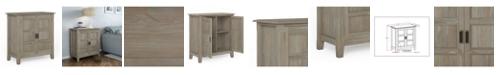 Simpli Home Burlington Cabinet