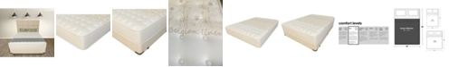 """Paramount Nature's Spa by Eminence 13.5"""" Luxury Firm Mattress Set- Queen"""