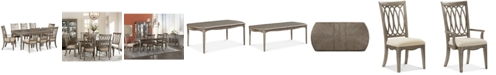 Furniture Kelly Ripa Home Hayley 9 Pc Dining Set Dining