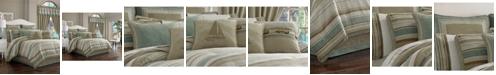 J Queen New York Newport 4pc Bedding Collection