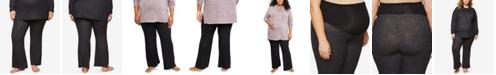 Motherhood Maternity Plus Size Yoga Pants