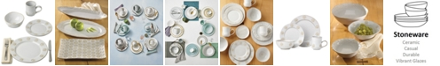 Crafted by Wainwright Lenox-Wainwright Boho Garden Dinnerware Collection, Created for Macy's