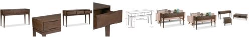 Simpli Home Canden Sofa Table