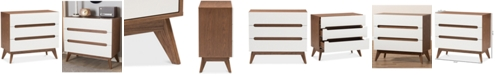 Furniture Calypso 3-Drawer Chest