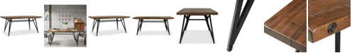 INK+IVY Welburne Dining Table, Quick Ship