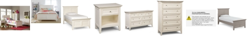 Furniture Sanibel Kid's Bedroom Furniture Collection, Created for Macy's