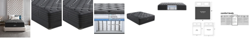 "Beautyrest C-Class 13.75"" Medium Firm Mattress Set - King"