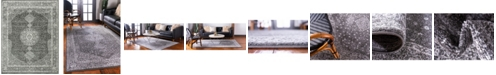 Bridgeport Home Mobley Mob1 Dark Gray 8' x 10' Area Rug