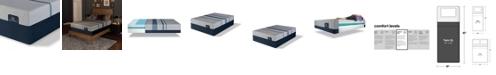 Serta i-Comfort by BLUE Max 1000 12.5'' Cushion Firm Mattress Set- Twin XL