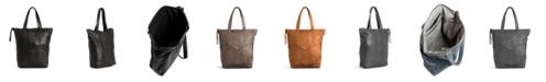 Day & Mood Elza Leather Shopper