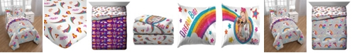 Jojo Siwa JoJo Rainbow Sparkle 8-Pc. Full Comforter Set