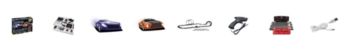 JOYSWAY Superior 552 1:43 Scale USB Power Slot Car Racing Set