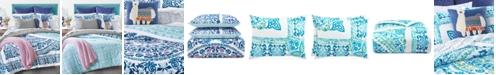 Martha Stewart Collection Valencia Mandala 2-Pc. Twin/Twin XL Comforter Set, Created for Macy's