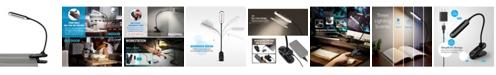 Innoka Clip-On Gooseneck LED Desk Lamp