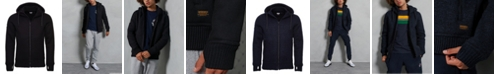 Superdry Men's Expedition Zip Through Hoodie