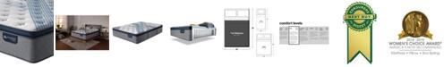 "Serta iComfort by Blue Fusion 1000 14.5""  Hybrid Luxury Firm Euro Pillow Top Mattress - Full"