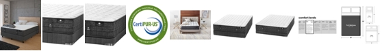 "Hotel Collection by Aireloom Coppertech 12"" Firm Mattress Set- Full, Created for Macy's"