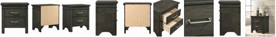 Coaster Home Furnishings Newberry 2-Drawer Nightstand