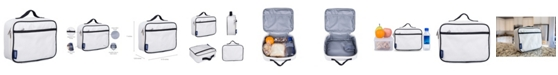 Wildkin Tan Lunch Box