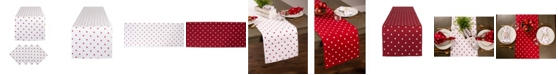 Design Import Polka Dot Table Set of 5