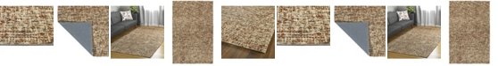Kaleen Lucero Rust Area Rug Collection