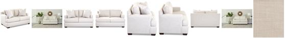 "Furniture Othol 65"" Fabric Loveseat"