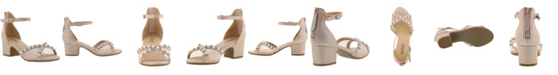 Badgley Mischka Big Girls Perina Emily Dress Sandal
