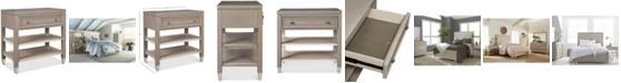 Furniture Kelly Ripa Kendall Nightstand, Created for Macy's