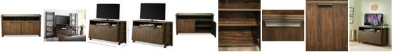 Furniture Ridgeway Entertainment Console