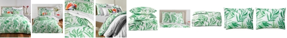 Charter Club CLOSEOUT! Palm Bedding Collection, Created for Macy's