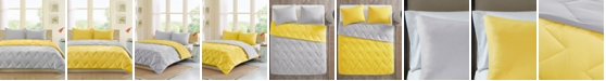 Intelligent Design Trixie Reversible 2-Pc. Twin/Twin XL Comforter Set
