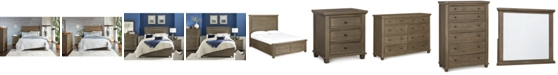 Furniture Closeout! Tristan Bedroom Furniture Collection, Created for Macy's