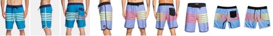 "Quiksilver Men's Grassroots Stripe 20"" Board Shorts"
