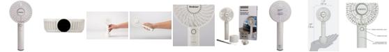 Brookstone Mini Rechargeable Fan & Power Bank