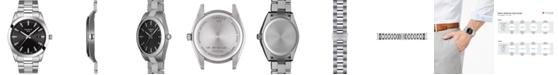 Tissot Men's Swiss T-Classic Gentleman Stainless Steel Bracelet Watch Watch 40mm