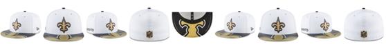 New Era New Orleans Saints 2017 Draft 59FIFTY Cap